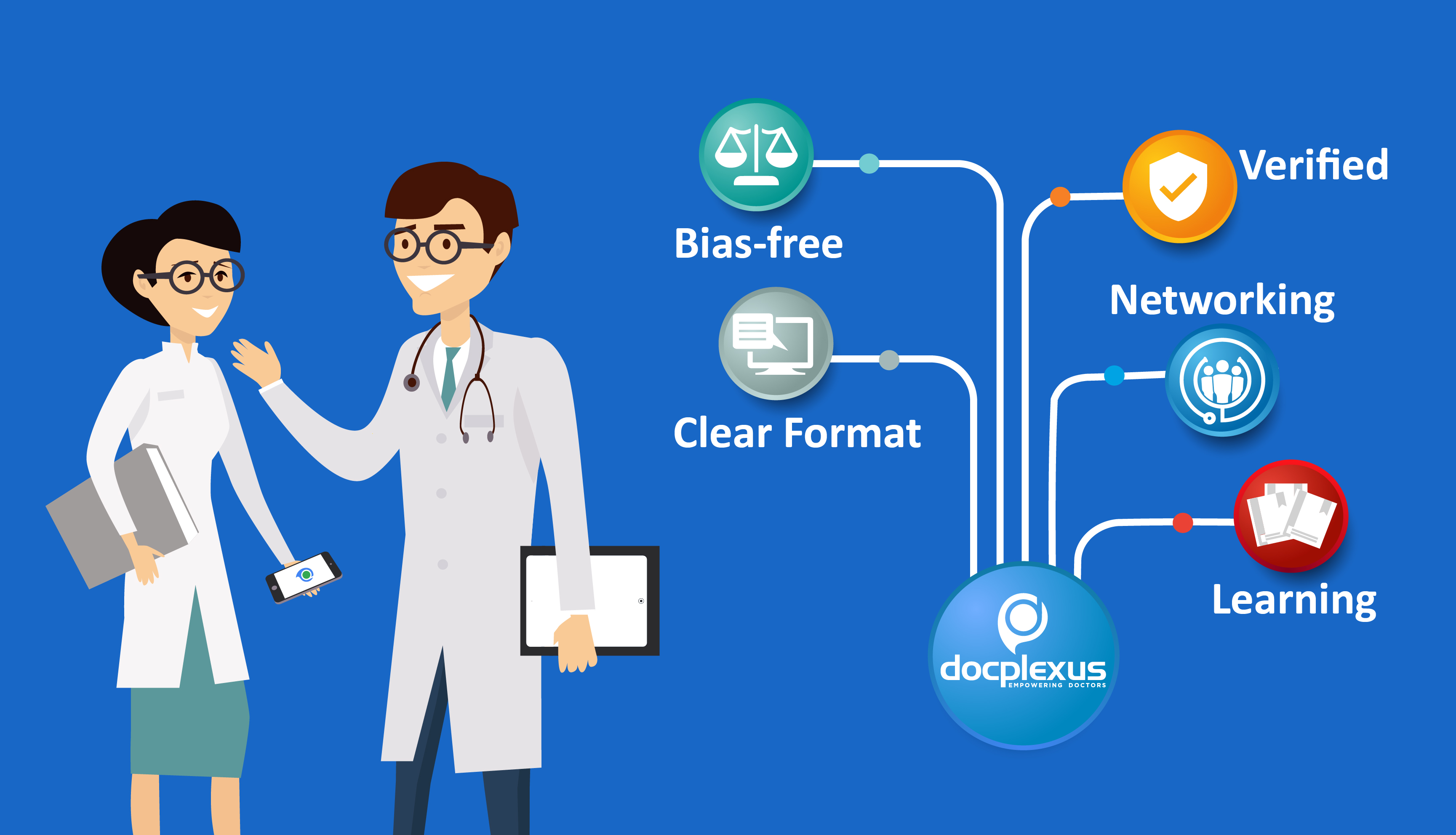 Top Five Reasons Why Doctors Join Docplexus