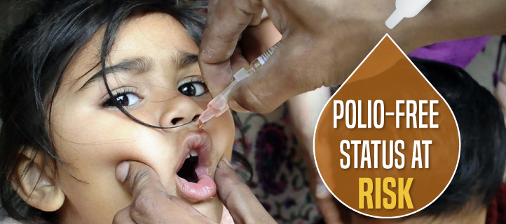 Is India's Polio-Free Status at Risk?