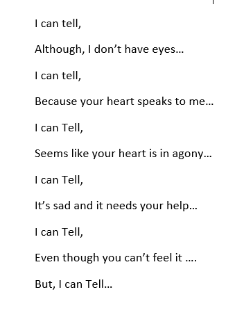 The poem was shot as a documentary and was published on #WorldHeartDay. It fetched a great response and the community's strong connect to the video was evident from the engagement around it.