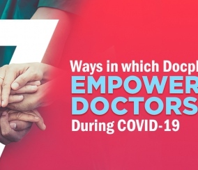 7 Ways In Which Docplexus Is Empowering Doctors During COVID-19