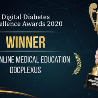 Docplexus Wins Best Online Medical Education Platform Award