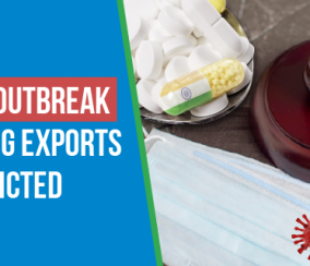 COVID-19 Outbreak: Indian Govt. Restricts Drug Exports