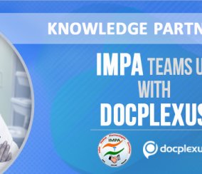 Indian Medical Pharmacologists Association (IMPA) Chooses Docplexus As Knowledge Partner