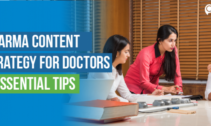 5 Essential Tips: Pharma's Content Strategy for Doctors