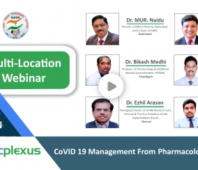 Amidst Covid-19, Docplexus Conducts A Remote, Multi-Location Webinar