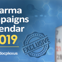 Pharma Calendar for Special Campaigns 2019