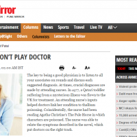 Innovative Story From Docplexus Editorial Team Grabs National Attention