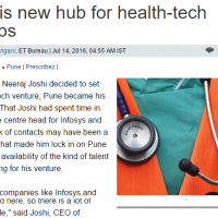 Docplexus Recognized As Leading Healthcare Startup by Economic Times