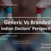Generics Policy Change – Indian Doctors' Perspective and Key Takeaways for Pharma